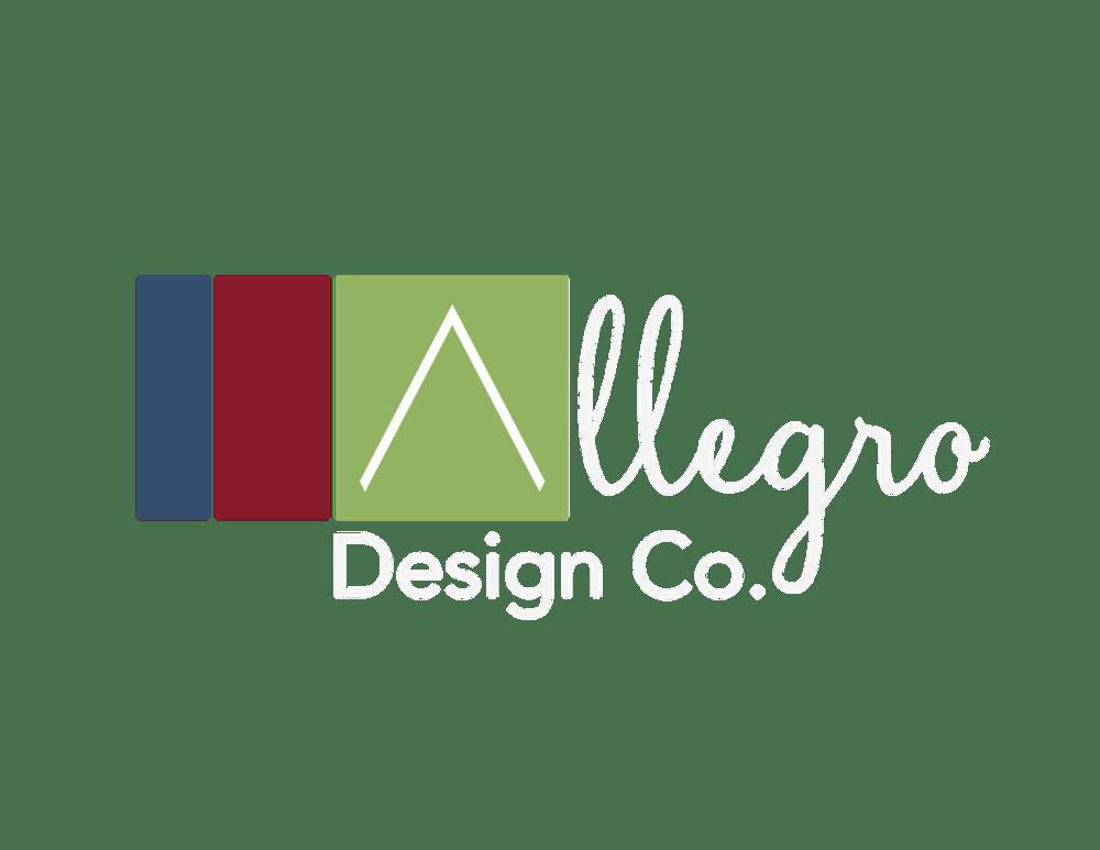 Allegro Design Co. Logo